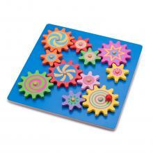 10525 Grozāmo zobratu puzle