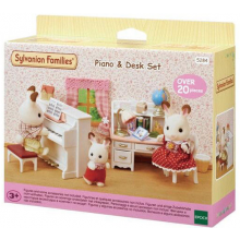 5284SYL Sylvanian Families PIANO & DESK SET