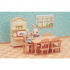 5340 Sylvanian DINING ROOM SET