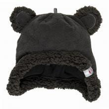 HT 587_6-12  Lodger Hatter BotAnimal cepure, 6-12 mēn., Raven