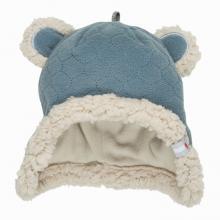 HT 589_6-12 Lodger Hatter BotAnimal cepure, 6-12 mēn., Ocean