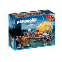 6005 Playmobil Vanaga bruņinieki ar ratiem